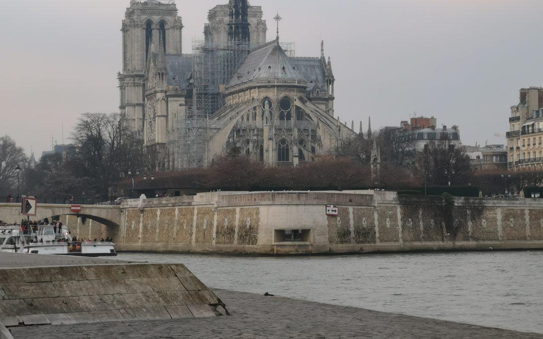 J'ai quitté Paris