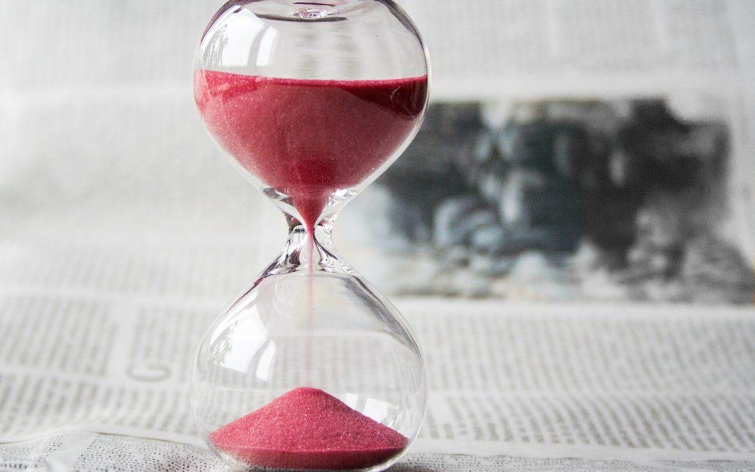 Un temps pour chaque chose ou pas ?