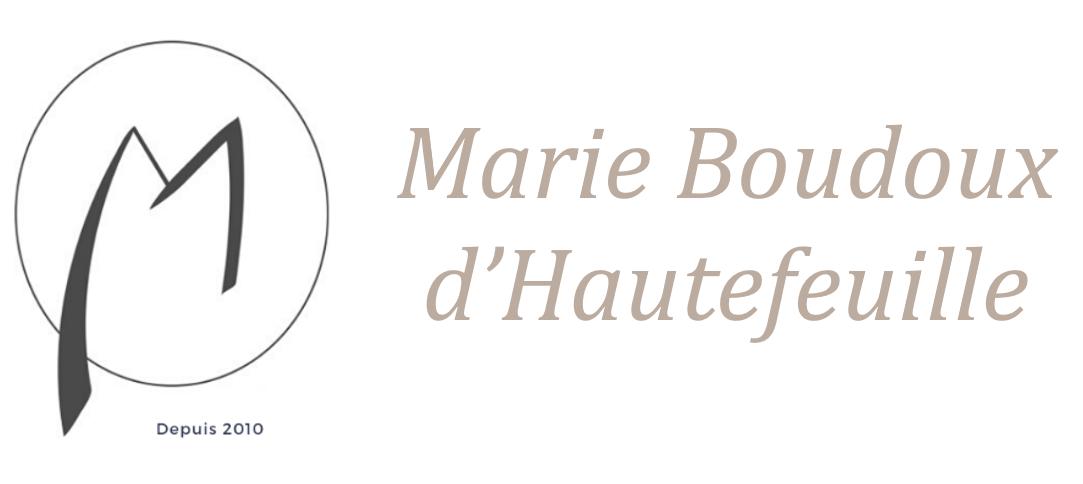 Marie Boudoux d'Hautefeuille